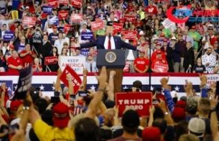 Trump yeni dönem başkan adaylığı için seçim...