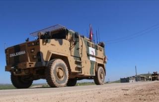 TSK'dan İdlib'deki gözlem noktalarına...