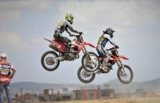 Türkiye Motokros Şampiyonası başladı