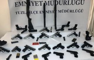 Tuzla'da denetim: 47 kişi yakalandı
