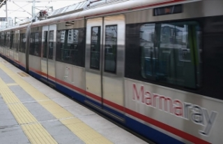 Ulaştırma ve Altyapı Bakanlığından 'Marmaray'...