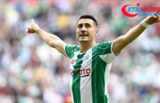 Yeni Malatyaspor Adis Jahovic'i transfer etti
