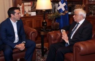 Yunanistan Başbakanı Çipras erken seçim talebini...
