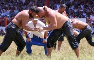 658. Tarihi Kırkpınar Yağlı Güreşleri'nde...