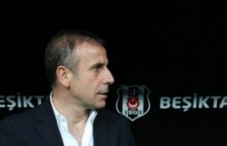 """Abdullah Avcı: """"Beşiktaş'a şampiyonluk yaşatmaya..."""