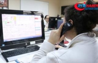 Acil çağrı merkezini gereksiz meşgul edenlere...