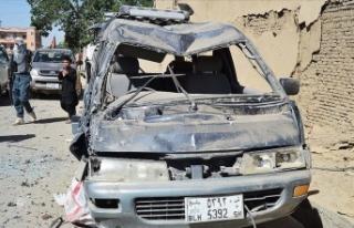 Afganistan'da Taliban saldırısı: 11 ölü