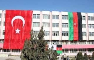 Afganistan'daki tüm FETÖ okullarının devir...