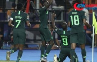 Afrika Uluslar Kupası'nda üçüncülük maçını...