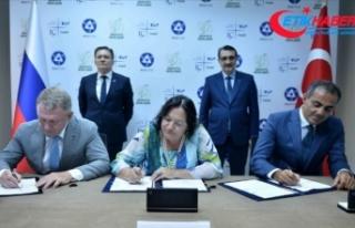 Akkuyu Nükleer AŞ ile Türk-Rus ortak girişimi...