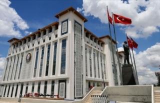 Ankara Emniyeti'nin yeni binası pazartesi hizmete...