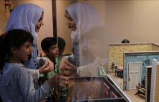 Azez'in başarılı öğrencileri Gaziantep gezisiyle...