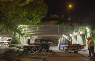 Başkentte iki ayrı trafik kazası: 1 ölü, 10 yaralı