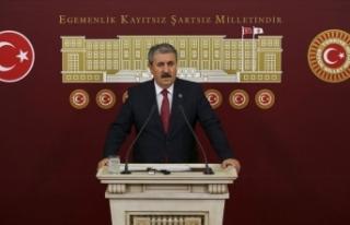 BBP Genel Başkanı Destici: Eski sisteme geri dönmemiz...