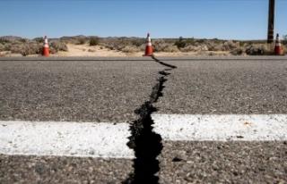 California'da 3 gün içinde 2. deprem