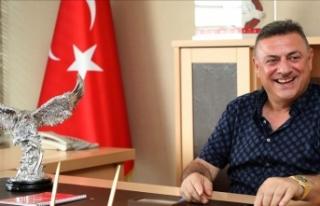 Çaykur Rizespor Kulübü Başkanı Kartal: Vedat...