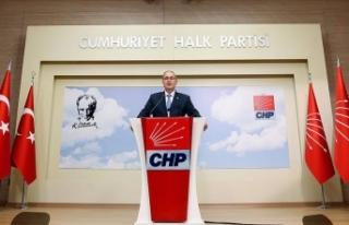 CHP Genel Başkan Yardımcısı Öztrak: Otokontrolün...
