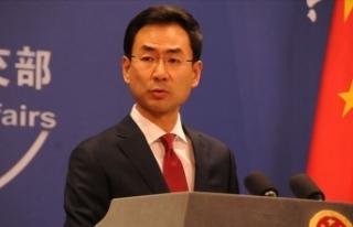 Çin Tayvan'a silah satan Amerikan şirketleriyle...