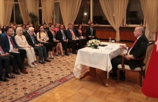 Cumhurbaşkanı Erdoğan: BM'nin terör örgütü...