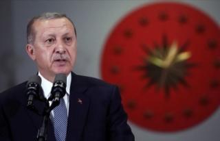Cumhurbaşkanı Erdoğan'dan 'Bilgi ve İletişim...