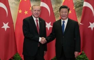 Cumhurbaşkanı Erdoğan: Türkiye-Çin iş birliğinin...