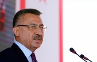 Cumhurbaşkanı Yardımcısı Oktay: İstanbul'daki...