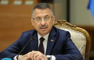 Cumhurbaşkanı Yardımcısı Oktay: Türkiye'yi...