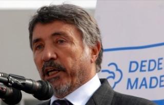 Dedeman Holding Yönetim Kurulu Başkanı Murat Dedeman...