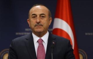 Dışişleri Bakanı Çavuşoğlu: ABD hasmane tutum...