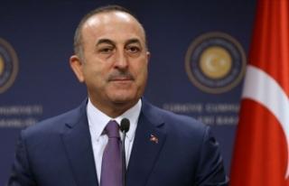 Dışişleri Bakanı Çavuşoğlu: ABD'nin getirdiği...