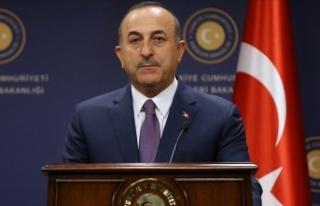 Dışişleri Bakanı Çavuşoğlu: AB'nin bize yönelik...
