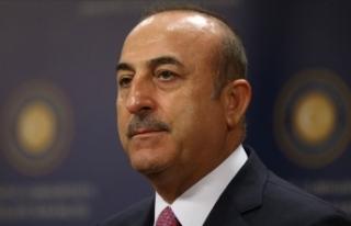 Dışişleri Bakanı Çavuşoğlu: Rusya'nın...