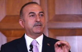 Çavuşoğlu: Doğu Akdeniz'de üç gemimiz var,...