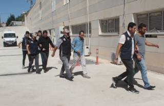 Elazığ merkezli FETÖ operasyonu: 4 gözaltı