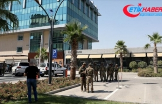 Erbil saldırısını haberleştirmek isteyen Al Jazeera...