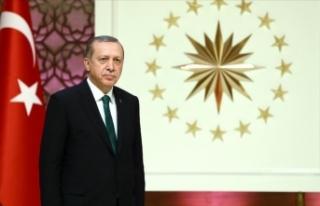 Erdoğan, Antalya'nın kurtuluş yıl dönümünü...