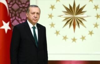 Erdoğan'dan Dengir Mir Mehmet Fırat için taziye...