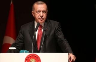 "Cumhurbaşkanı Erdoğan'dan ""Lozan Barış..."