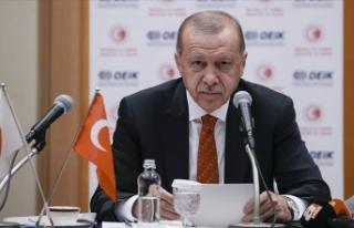 Erdoğan: Ülkemize yatırım yapıp da memnun kalmayan...