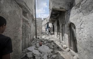 Esed rejimi ve Rusya'dan İdlib'e hava saldırısı:...