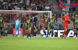 Fenerbahçe Audi Kupası'nda Bayern Münih'e...