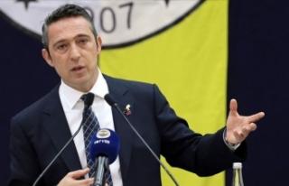 Fenerbahçe Kulübü Başkanı Koç: En faydalı isimler...