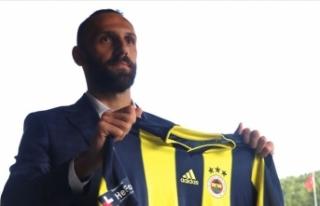 Fenerbahçe'nin yeni transferi Muric: İyi ki...