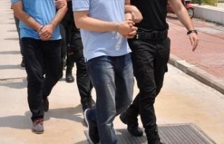 Elazığ'da terör operasyonu: 8 gözaltı