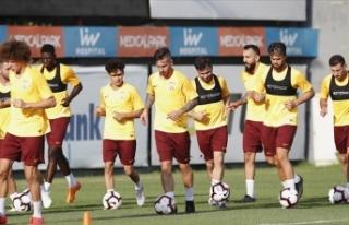 Galatasaray, Leipzig ile hazırlık maçı yapacak