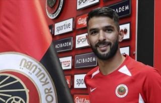Gençlerbirliği Daniel Candeias'ı transfer...
