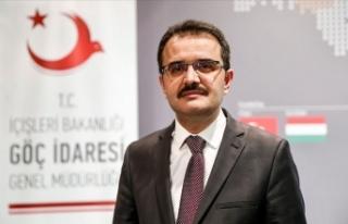 Göç İdaresi Genel Müdürü Ayaz: Suriyelilerin...