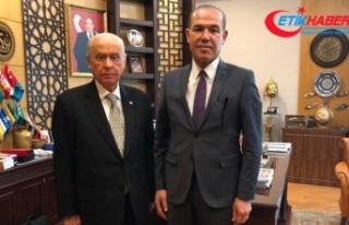 Hüseyin Sözlü, MHP Lideri Bahçeli'nin Başdanışmanı...
