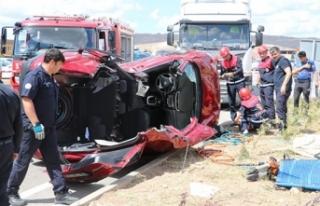 İki gün arayla aynı kavşakta ikinci kaza: 4 yaralı