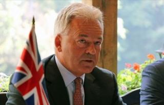 İngiltere'nin Avrupa Bakanı Alan Duncan istifa...